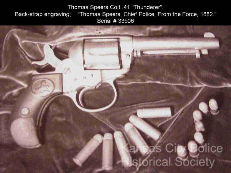Colt Thunderer