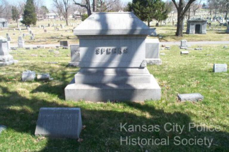 Grave site-
