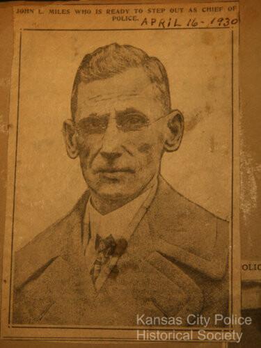 John L Miles