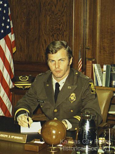 Joseph D McNamara