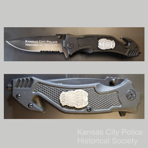 The KCPHS Tactical Knife-